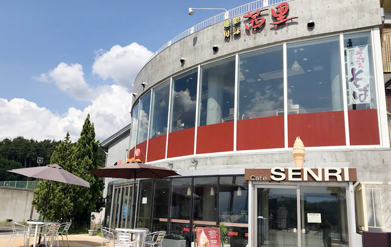 道の駅 小坂田店(cafe PASSO)